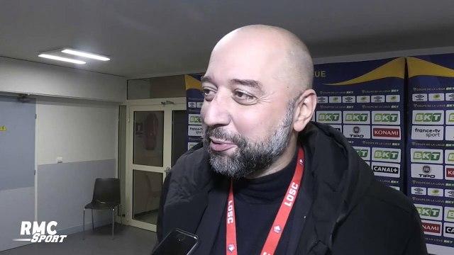 Lille : Lopez vise un titre et offre deux bons de sortie au mercato