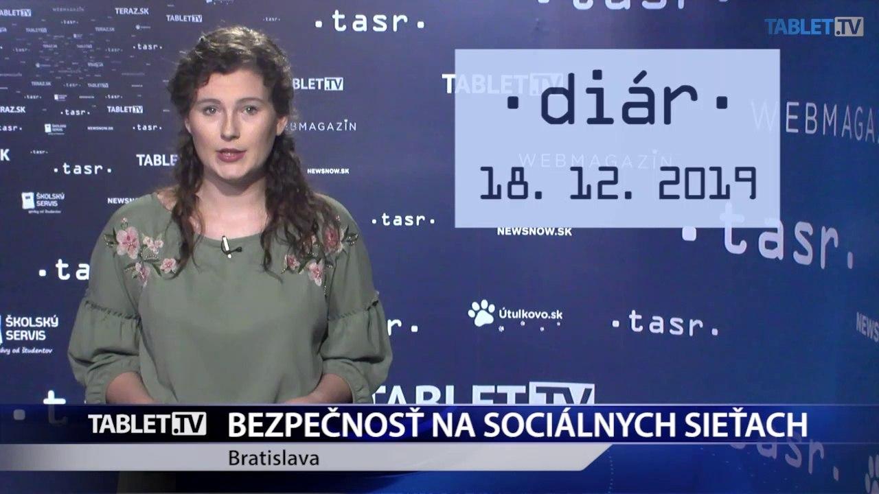 DIÁR: Polícia upozorní na bezpečnosť na sociálnych sieťach