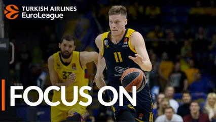 Jonas Jerebko, Khimki: 'Basketball in the EuroLeague is the way to play'