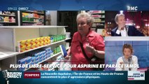 Dupin Quotidien : Plus de libre-service pour aspirine et paracétamol - 18/12