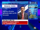 Intend to raise Rs 180 crore for Telangana plant, says Prince Pipes