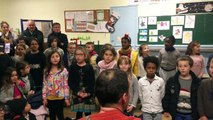 La fête de Noël à l'école du Rempart à Semur-en-Auxois (2/2)