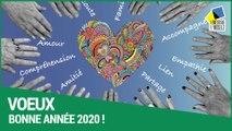 Meilleurs vœux pour l'année 2020