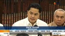 Erick Thohir: Restrukturisasi Dapat Perbaiki Keuangan Jiwasraya