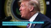 Impeachment : Donald Trump incendie le Congrès dans une lettre ouverte