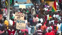 After two months of protests, Guinea heads into a fraught election year