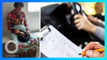巴西孝子假扮女裝幫60歲老母考駕照