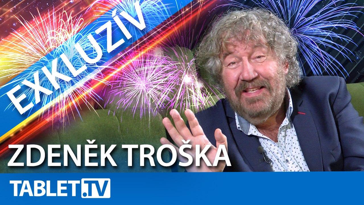SLUNCE, SENO, EXKLUZÍV: Silvestrovský špeciál so Zdeňkom Troškom