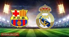 Barcelona Real Madrid maçı hangi kanalda? Barcelona Real Madrid şifresiz mi? Barcelona Real Madrid ne zaman, saat kaçta? El Clasico muhtemel 11'leri