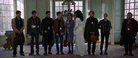 "Les Traducteurs Bande-annonce Teaser VF ""Les personnages"" (2020) Lambert Wilson, Olga Kurylenko"