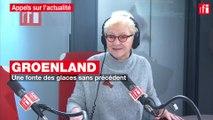 Groenland : une fonte des glaces sans précédent