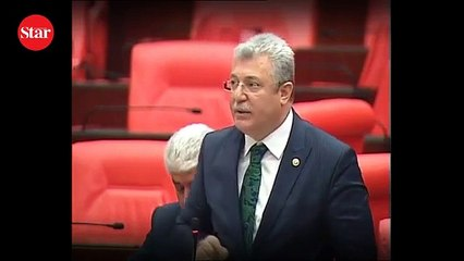 Muhalefete tank palet soruları!; AK Partili Akbaşoğlu'nda CHP'li Özkoç'a 'hodri meydan'