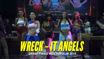 Grand Finale Miss POPULAR 2019 | Wreck – It Angels