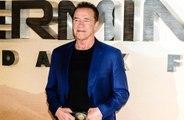 Arnold Schwarzenegger says seeing son Patrick's sex scene was 'wild'