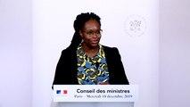 Compte rendu du conseil des ministres du 18 décembre 2019
