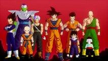 Dragon Ball Z : Kakarot - Générique d'ouverture (Cha-La Head-Cha-La)
