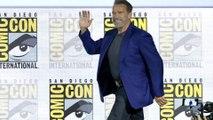 Arnold Schwarzenegger surprised by son Patrick's sex scene in new movie