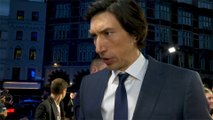 Adam Driver reportedly walks out of interview over 'Marriage Story' clip