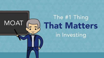 The No. 1 Thing That Matters in Investing