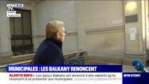 Patrick et Isabelle Balkany ont annoncé à des adjoints qu'ils renoncent à se représenter aux municipales