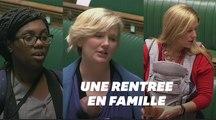 Ces députées ont prêté serment au Parlement britannique avec leur bébé
