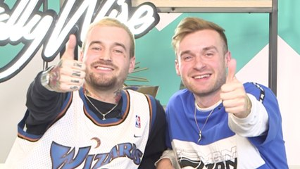 """Gianni & Kyle """"do you even miss me at all"""" Talk Tour With Marc E. Bassy! 