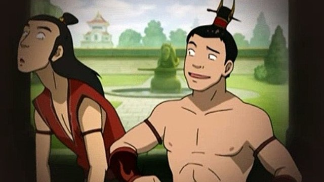 Avatar The Last Airbender S03E06 The Avatar and the Firelord