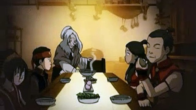 Avatar The Last Airbender S03E08 The Puppetmaster