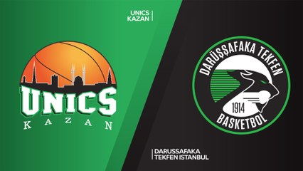 7Days EuroCup Highlights Regular Season, Round 10: UNICS 71-68 Darussafaka