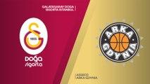 Galatasaray Doga Sigorta Istanbul  - Asseco Arka Gdynia Highlights | 7DAYS EuroCup, RS Round 10