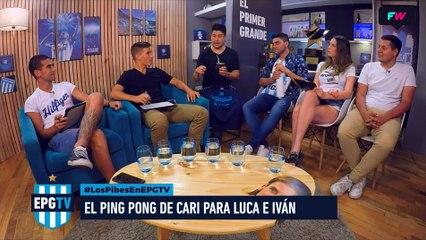 El Ping Pong a Andrada y Maggi