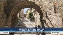 Wisata Kota Kastil di Italia