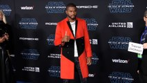 "Trevor Jackson ""Star Wars: The Rise of Skywalker"" World Premiere Blue Carpet"