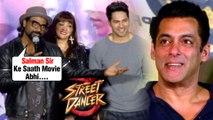 Salman Khan To Do DANCE Film With Remo D'souza   Details Out   Street Dancer 3D Trailer Launch