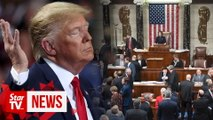 In historic moment, US House impeaches Donald Trump for abuse of power