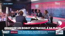 La chronique d'Anthony Morel : Envoyer un robot au travail à sa place - 19/12
