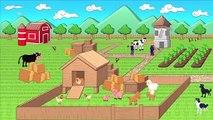 La Vaca Lola   Las Mejores Canciones Infantiles   Recopilación  La Vaca Lola dibujos infantiles y canciones infantiles para los más pequeños de la casa  Diviertet con estos vídeos