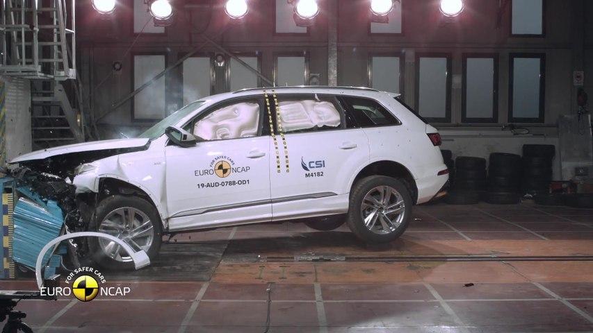 Audi Q8 - Crash & Safety Tests 2019