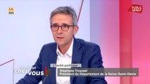 Retraites : Stéphane Troussel dénonce « les arnaques derrière les annonces du Premier ministre »