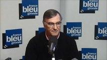 Christian Baulme, président de la Ronde des Quartiers, association de commerçants bordelais, invité de France Bleu Gironde