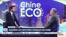 Chine éco : L'assurance des expatriés français en Chine par Erwan Morice - 18/12