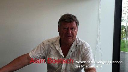 Congrès des Pharmaciens 2019 - Un événement accueilli par Bordeaux Events au Palais 2 l'Atlantique