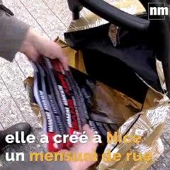 Cette Niçoise a créé un mensuel de rue destiné aux sans-abri