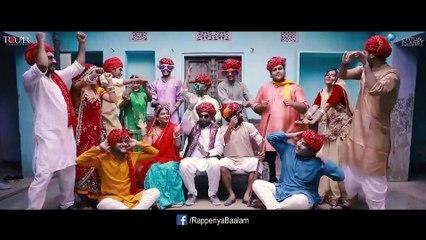 Aur Rang Dey | Rapperiya Baalam Ft. Amol | Rajasthan