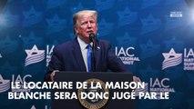 Donald Trump frappé par l'impeachment : Que risque-t-il vraiment ?