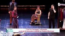 """""""Tout va s'arranger"""", Before Noël Rock'n'roll, """"Cité Danse : 20 ans et toutes ses danses"""" à SMH, """"La buvette, le tracteur et le curé"""" - 19 DECEMBRE 2019"""