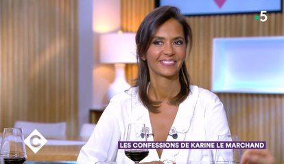 Ce sous-entendu coquin entre Karine Le Marchand et Anne-Elisabeth Lemoine