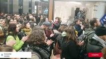 Grenoble : des travailleurs sociaux en colère au Département