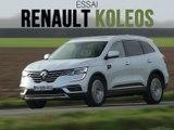 Renault Koleos 2.0 dCi 190 4x4-i Xtronic Initiale Paris