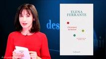 """Chroniques du hasard"" d'Elena Ferrante - Les lectures d'Alexandra"